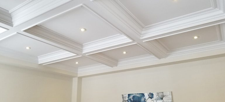 Everything You Need To Know About Coffered Ceilings