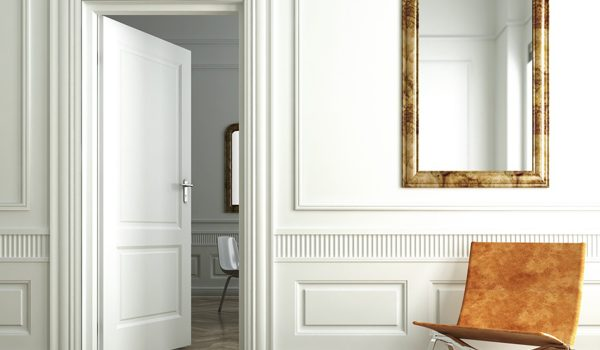 Three Ideas for Decorative Wall Trim Moulding